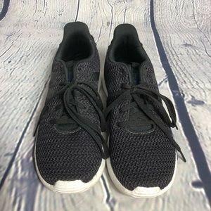 Adidas black youth size 3.5